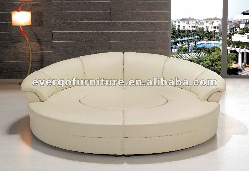 67 Top Sofa Runde Form