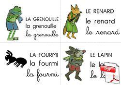 sélection mondiale de mode de vente chaude ordre La moufle - référentiel des personnages | Livre la moufle ...