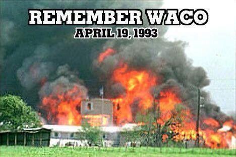 A Bad Situation History Waco Siege