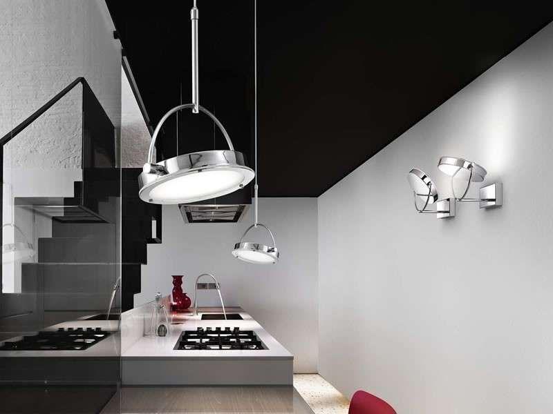 Plafoniere Da Parete Per Cucina : Illuminare la cucina illuminazione orientabile
