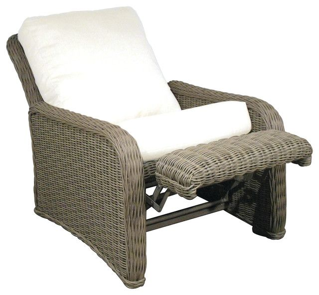 Patio Recliner Lounge Chair