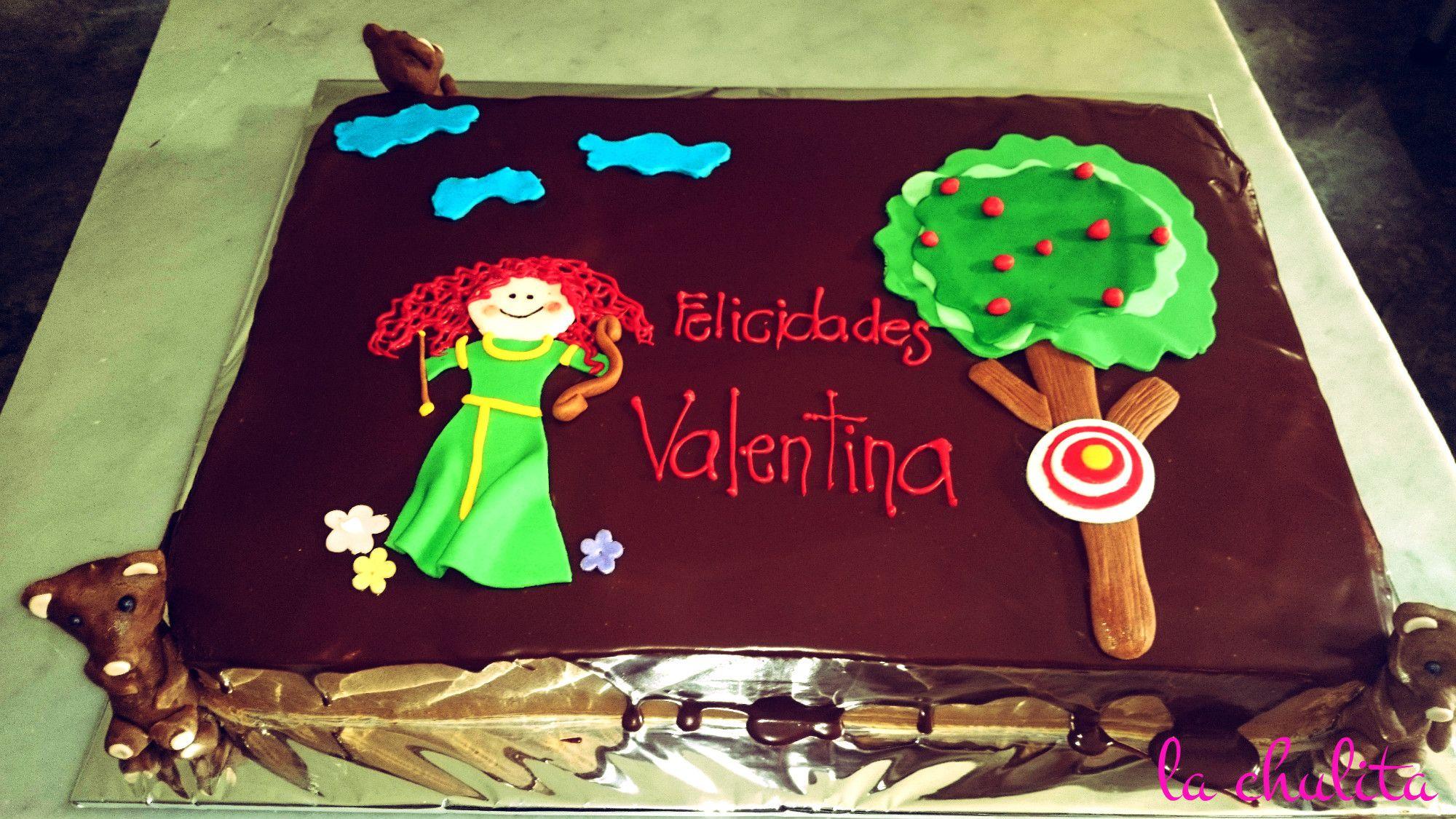 pastel con temática para fiesta infantil