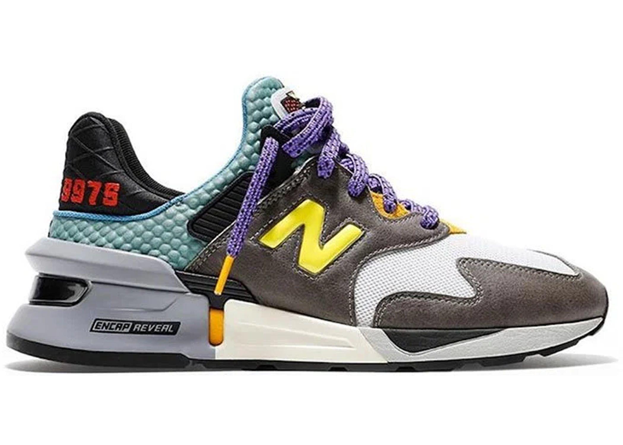 Check out the New Balance 997S Bodega No Bad Days