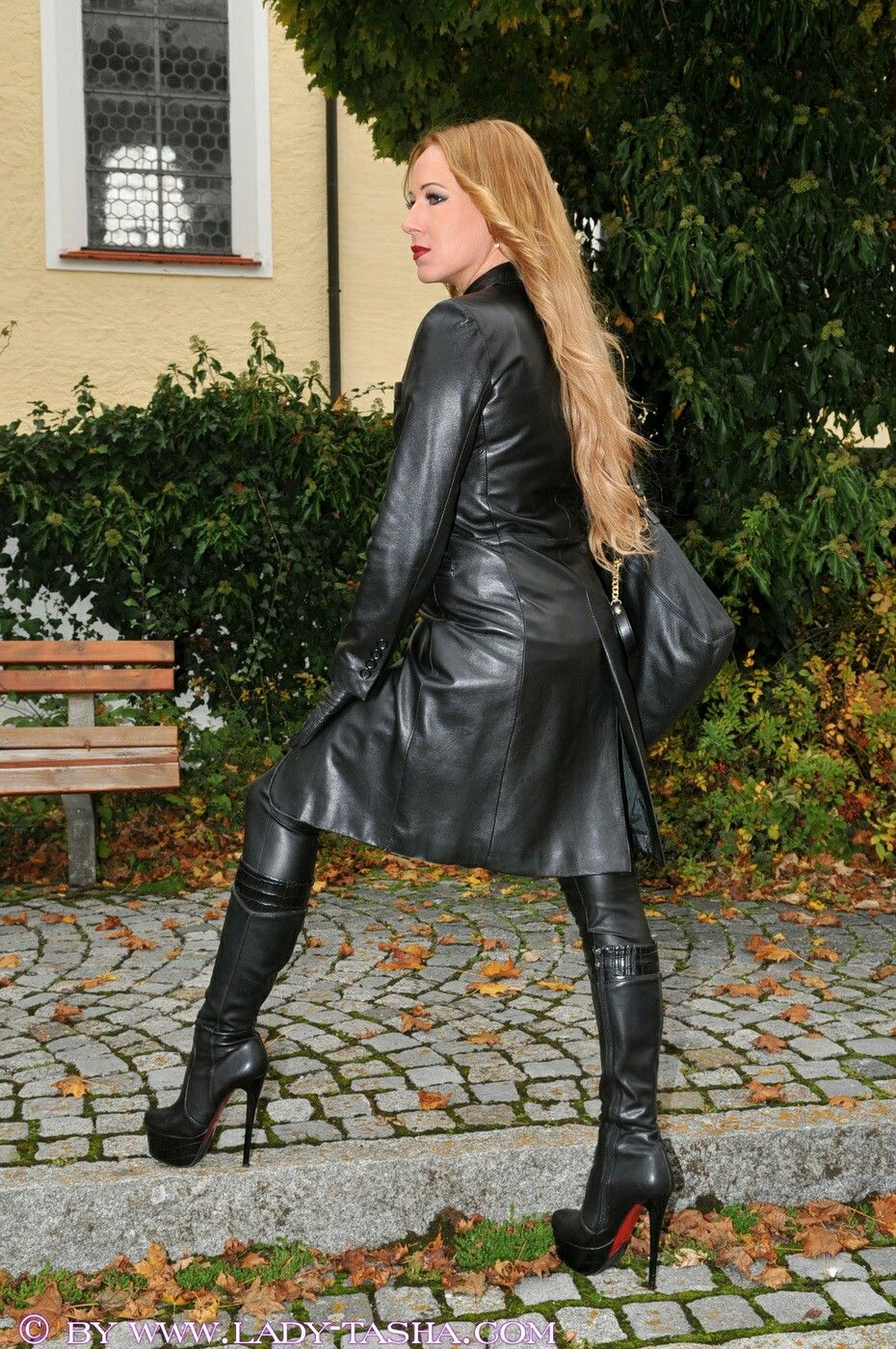 Lady tasha leather
