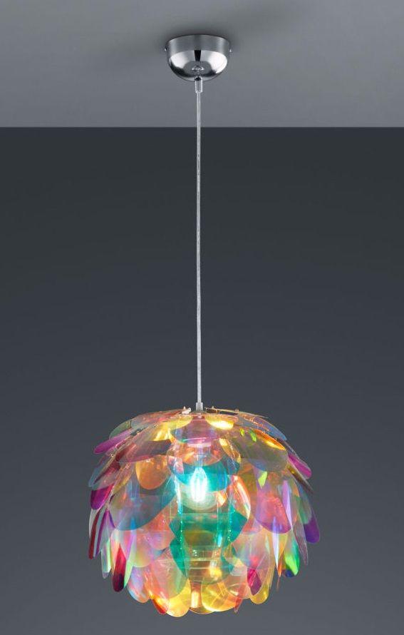 TRIO Leuchten Pendelleuchte, 1 flg »CLOVER« #Wohnzimmer