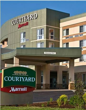 Dog friendly hotel in Killeen, TX Courtyard by Marriott