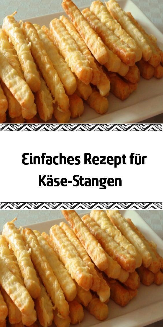 recipe for cheese bars  - Party Rezepte - Fingerfood & Snacks -Simple recipe for cheese bars  - Par