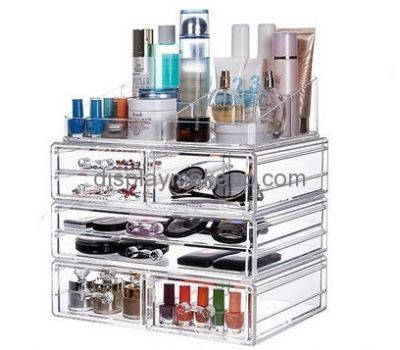 China Acrylic Makeup Display Factory Custom Design Top Quality Fashion Cosmetic Organiser With Reasonable Price Please Do Not Hesitate
