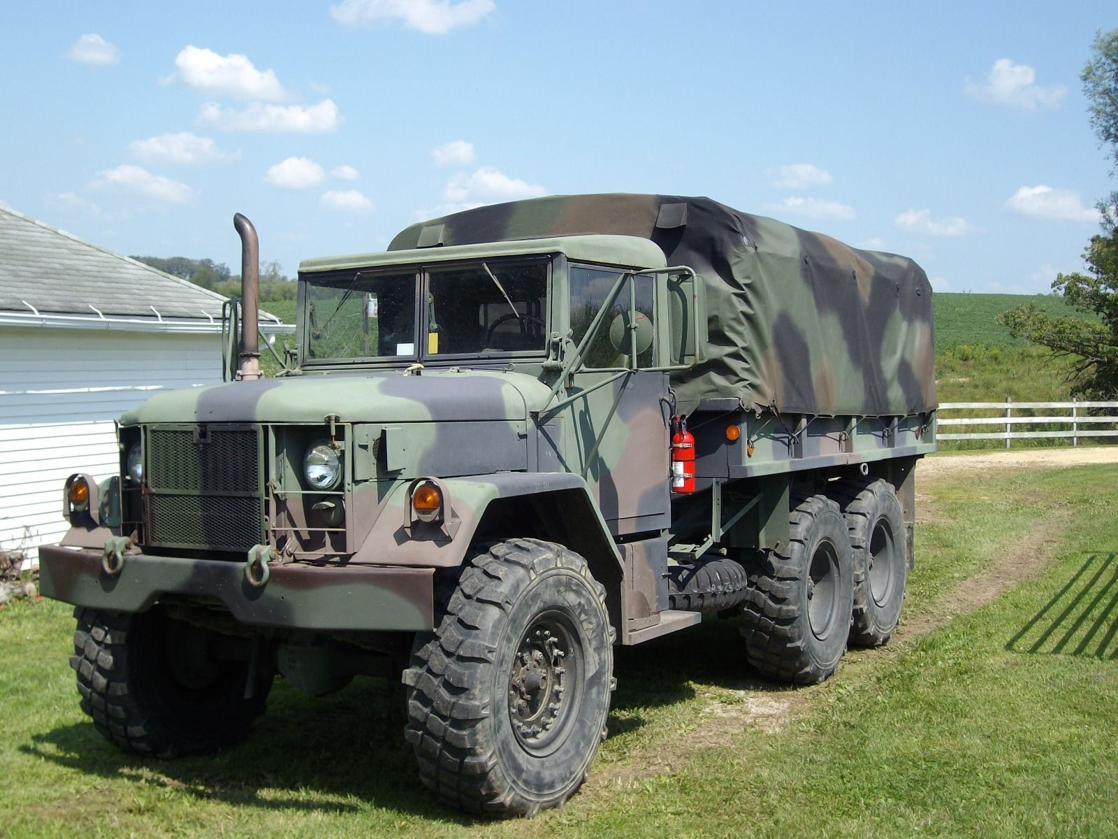 turbo equipped 1967 kaiser jeep m35a2 vehicule militaire pinterest camion militaire. Black Bedroom Furniture Sets. Home Design Ideas