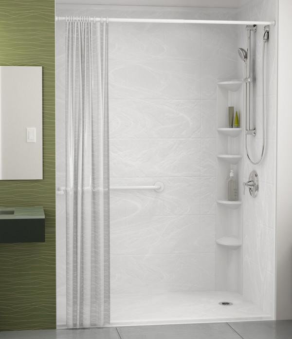Tub To Shower Conversion Bath Fitter Tub To Shower Conversion Shower Conversion Shower Surround Kits