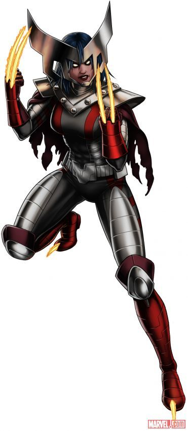 X-23 (Horseman of War costume) #Marvel: Avengers Alliance ... X 23 Marvel Avengers Alliance