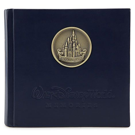 Walt Disney World Resort Castle Medallion Photo Album | Albums ...