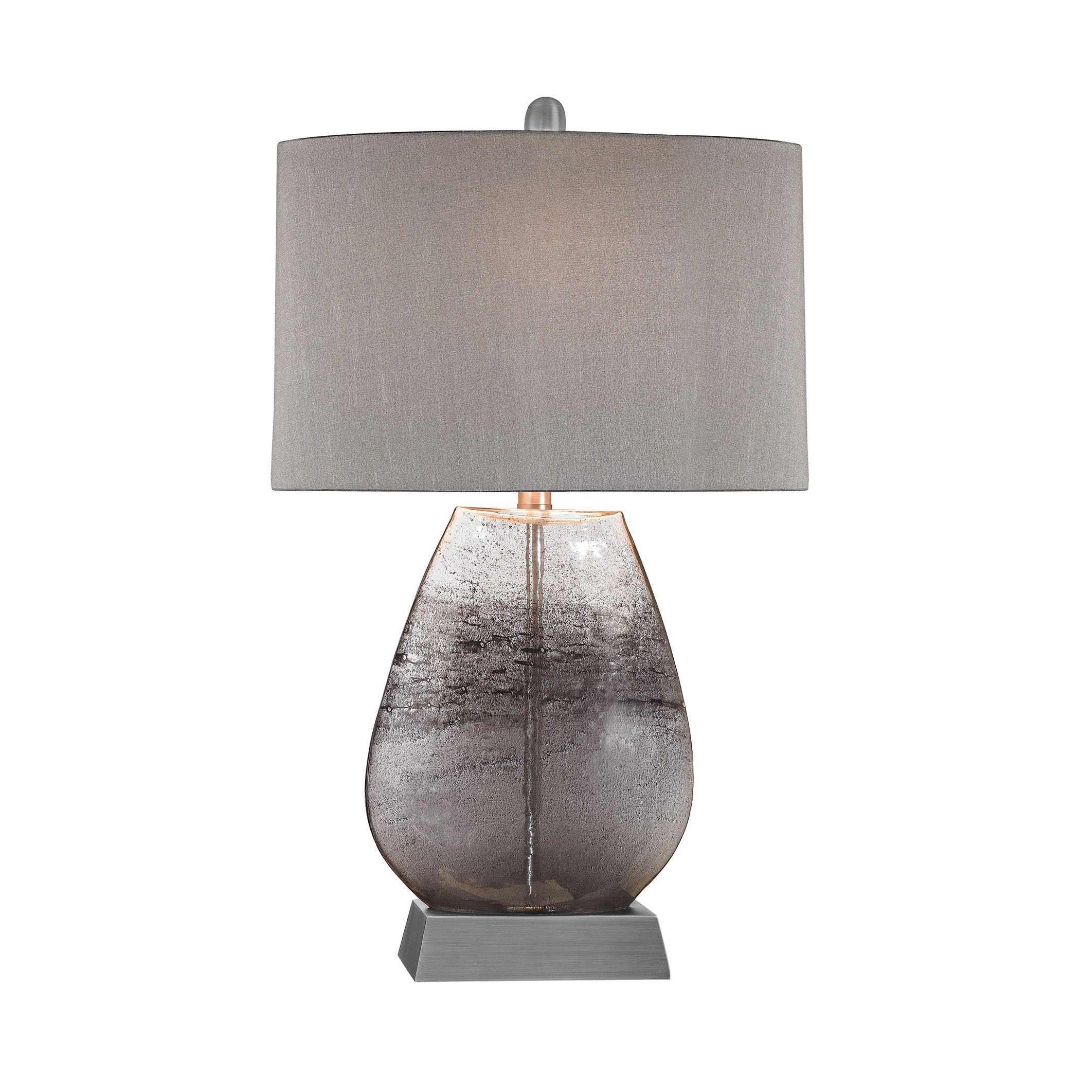 Elk Lighting Haarlem 1 light Storm Grey