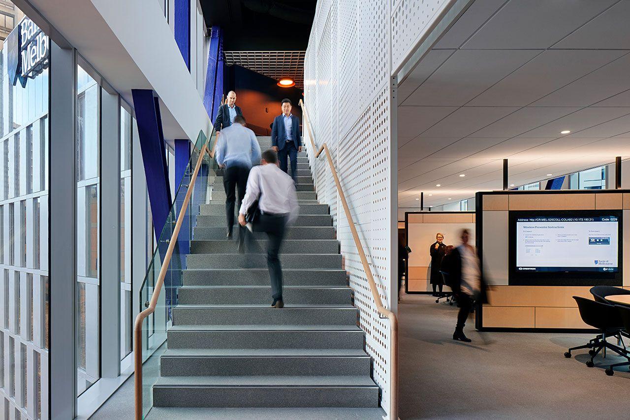 GeyerBankofMelbourne4 Interior design firms