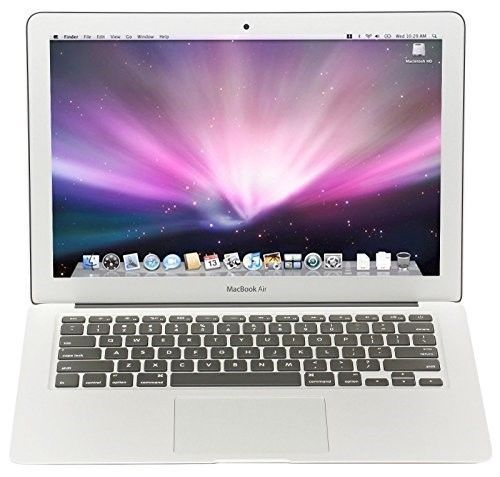 Apple Macbook Air Laptop Computer 2017 June Intel Core Wi Fi