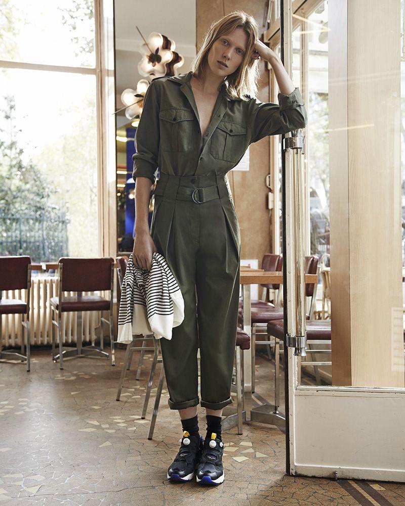 b6a5ab8fe5 Sandro Paris LookBook Spring Summer 2015 | fashion en 2019 | Sandro ...