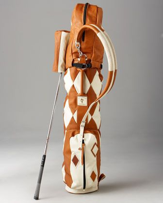 0903c5bc335b I don t even golf...but I want this. Harlequin Golf Bag