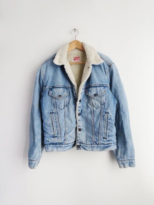 Jacket With The Fur Clothes Shoes Bags Pinterest Sherpa