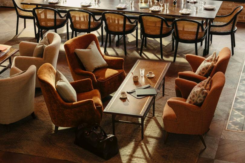 The Hoxton Southwark Rest Work Dine Among London S Creatives Design Milk Hotel Hoxton Hoxton Southwark