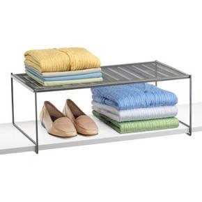 Lynk Locking Large Cabinet Shelf doubles shelf space in ...