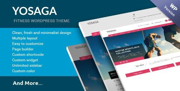 Creativity and perfection lovers will be very happy with Yosaga – one of the most amazing, flexible and fully responsive WordPress themes created by Kopasoft so far. Yosaga is a clean multi-purpose WordPress theme because it can be used for any type of website: business, corporate, blog, products and many more. Built with HTML3 & CSS3 and lot of passion from our professional and dedicated staff, Yosaga will truly be the smartest choice for those who are looking for a premium theme that can…