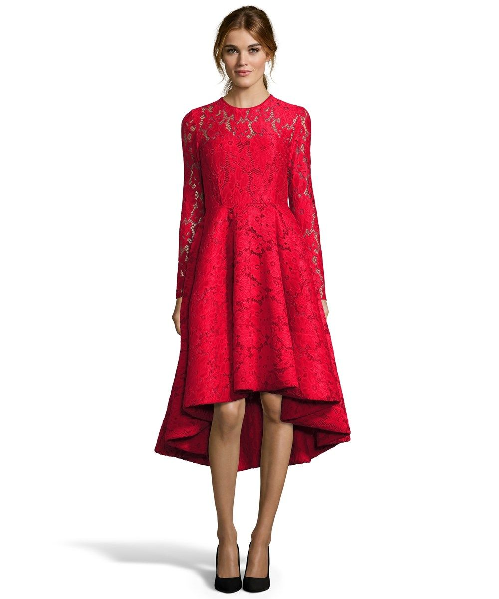 Issue New York Long Sleeve High Low Dress Long Sleeve High Low Dress Dresses Fashion [ 1200 x 1000 Pixel ]