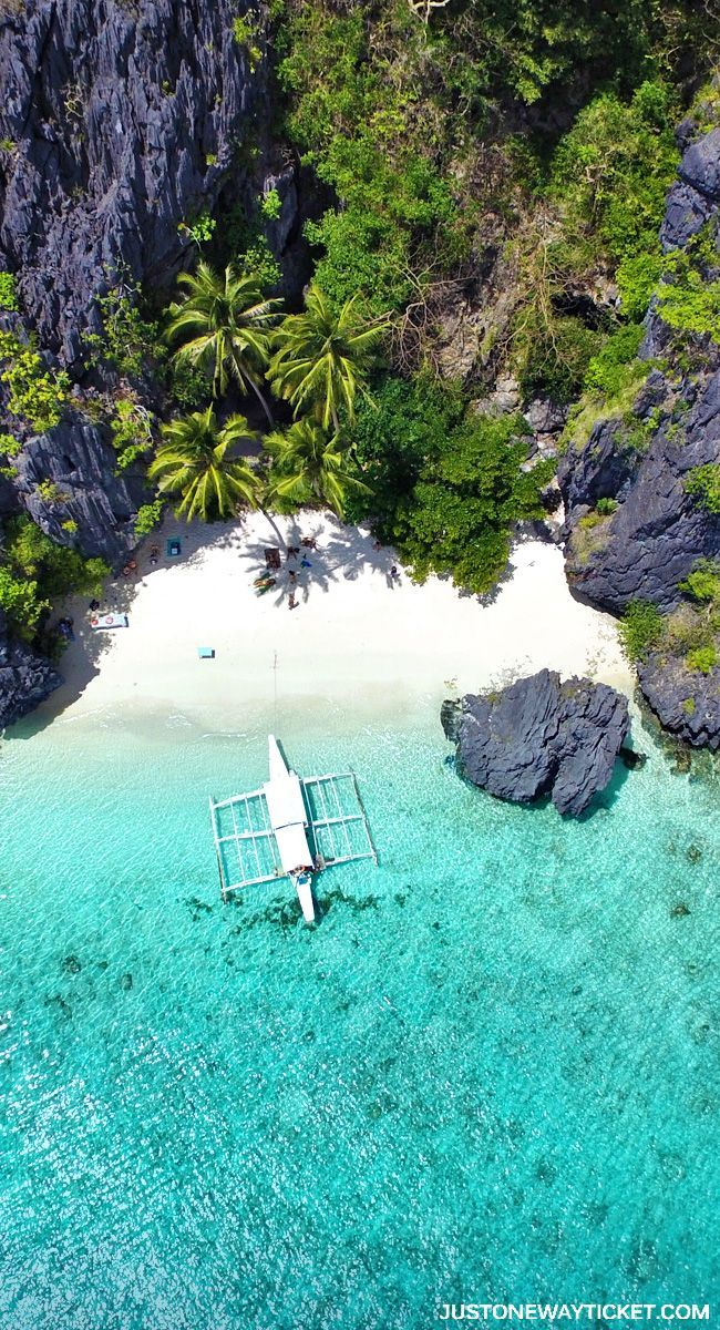 how to go to palawan from manila