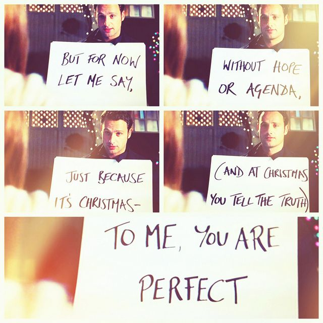 Love Actually Quotes: Talk Nerdy To Me!
