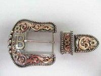 Yuma Line Belt Buckles | Usher Brand