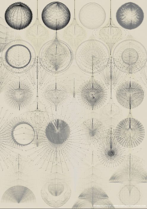 From the LIGHT BEYOND SOUND-project by Tatiana Plakhova