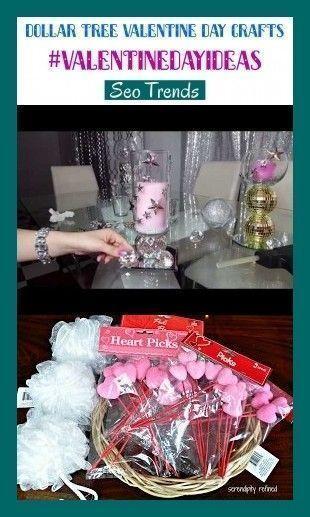 Dollar Baum Valentinstag Handwerk #valentinedayideas #pinterestseo #seo #holiday #Valentines day decorations