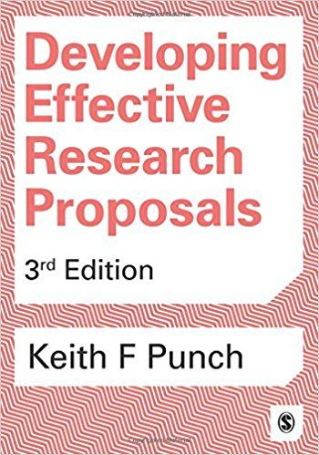 How to Write a Research Proposal Best Books Pinterest Proposals - how to develop a research proposal