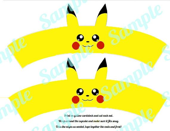 Pokemon 4 Pack Raichu Pokeball Pikachu By Fancyandfunfamily
