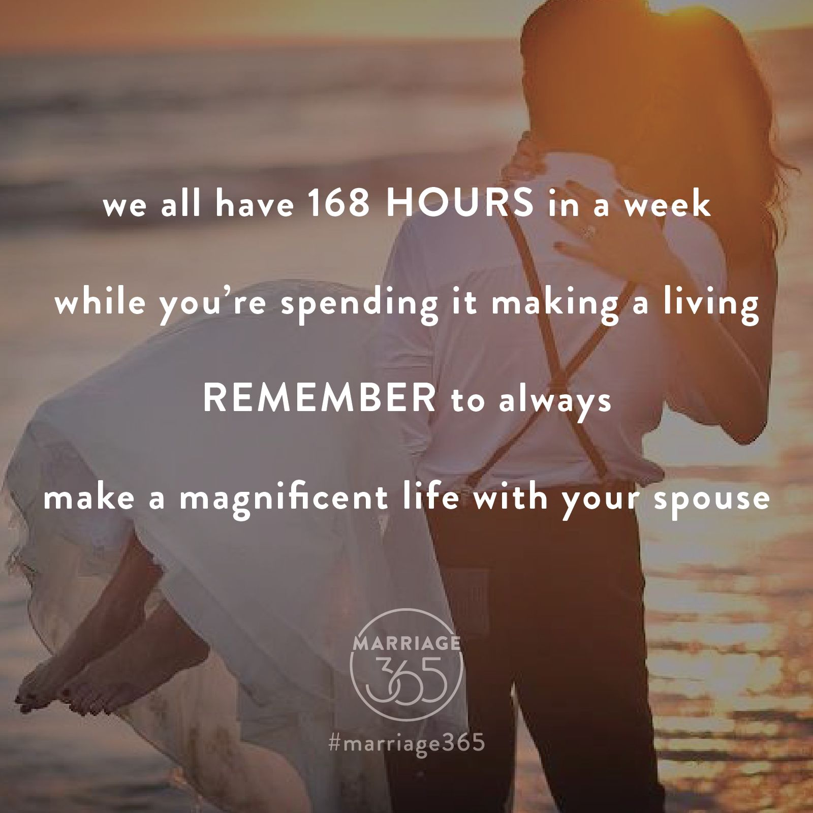 Best Time To Get Married: Spend Your Time Together. You Can Choose Whether Or Not To