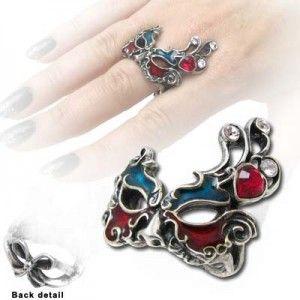 Venetian Vanity ring