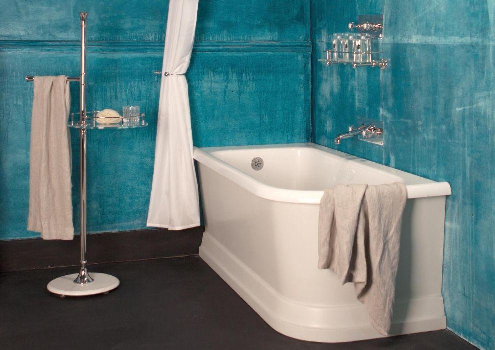 Tubby Torre Corner Bath - Albion Bath Co   For the Home   Pinterest ...