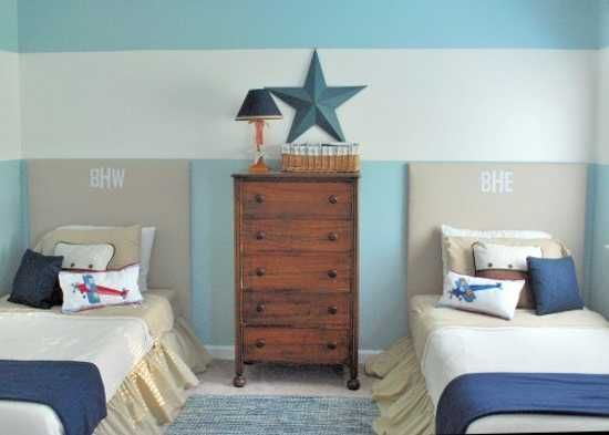 30 Kids Room Design Ideas With Functional Two Children Bedroom Decor Cool Boys Room Boy Room Paint Kids Room Design