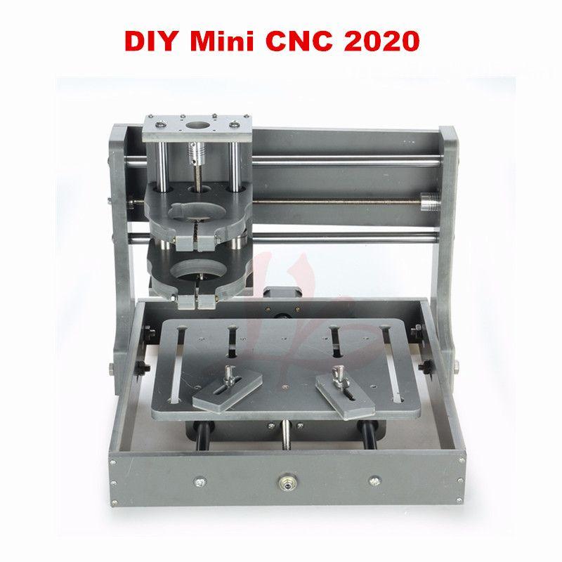 Freeshipping CNC máquina de grabado de BRICOLAJE marco 2020 ...
