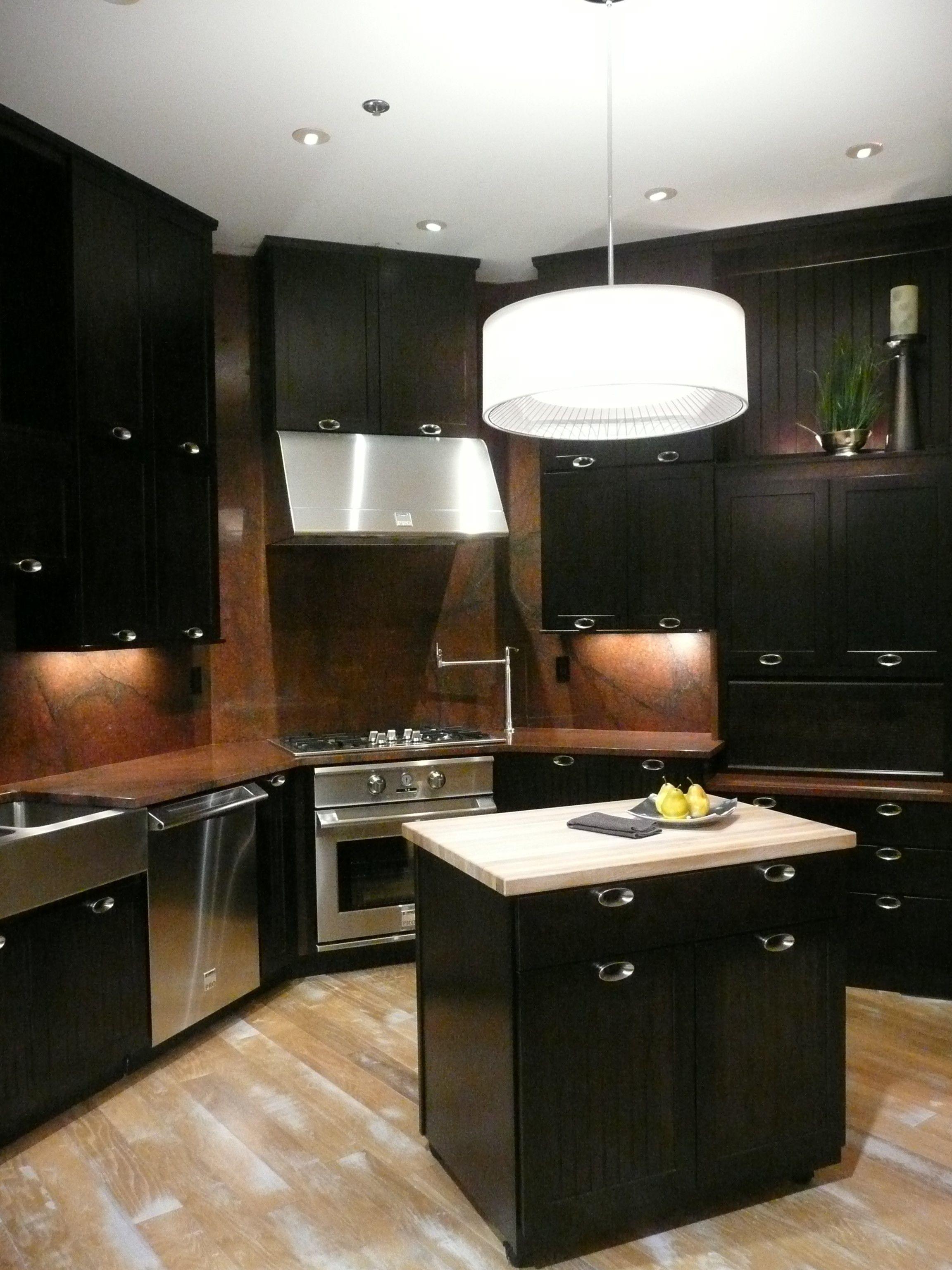 Red Dragon Kitchen By Shylo With Images Black Kitchens Modern Kitchen Kitchen