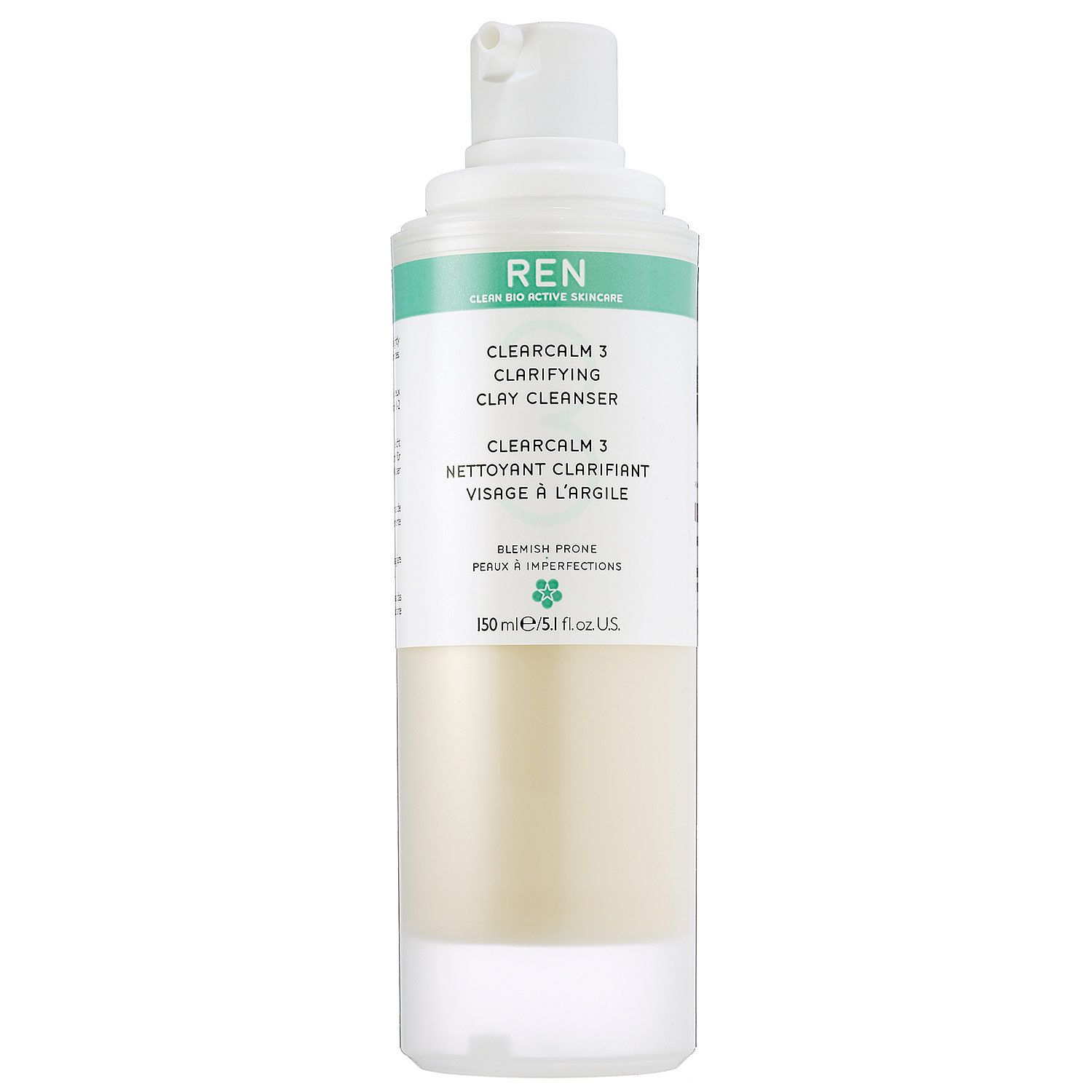 ren face wash