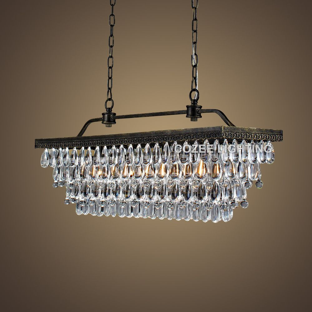 Cheap chandelier lighting buy quality rectangular chandeliers cheap chandelier lighting buy quality rectangular chandeliers directly from china chandelier led suppliers vintage arubaitofo Choice Image