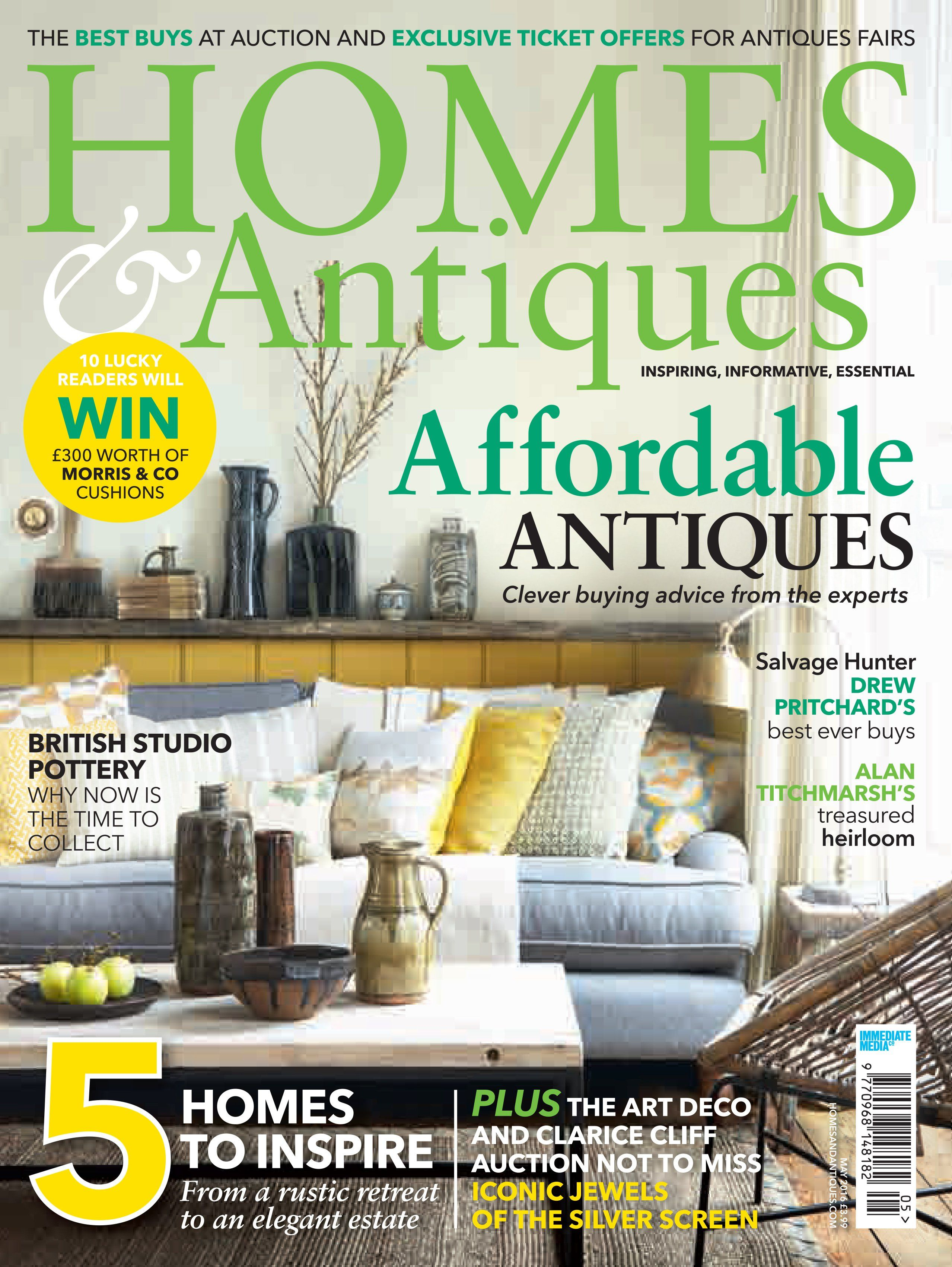 Homes Antiques May 16 Magsdirect Co Uk