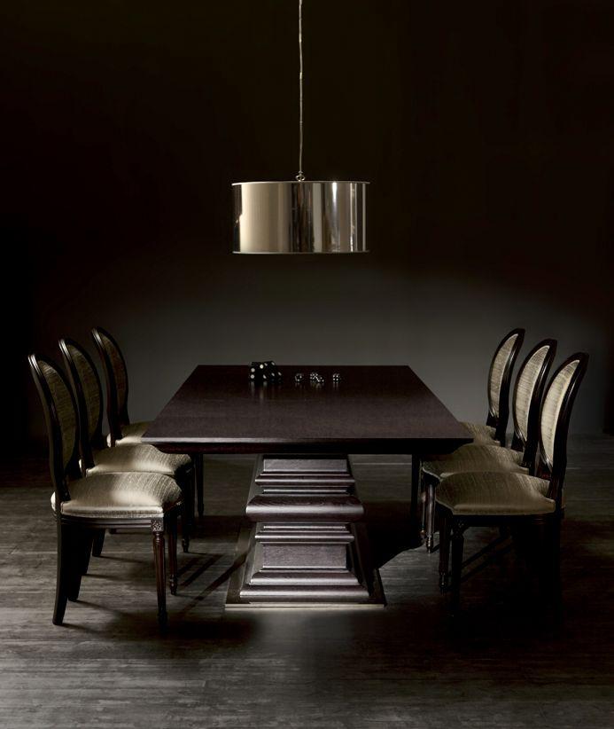 ... ANGELO CAPPELLINI Italian Interior Design Pinterest Dining   Italienischen  Designermobel Angelo Cappellini ...