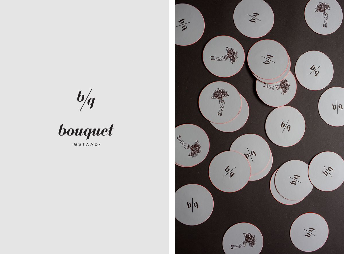 Bouquet on Behance