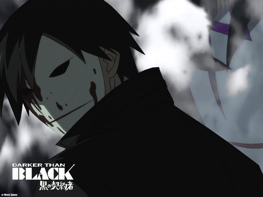 Darker Than Black Confusing At Times But Another Anime With A Deeper Meaning Which Is Nice Anime Pinterest