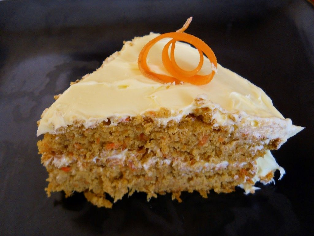 Gluten Free Carrot Cake with Pineapple Gluten free cakes