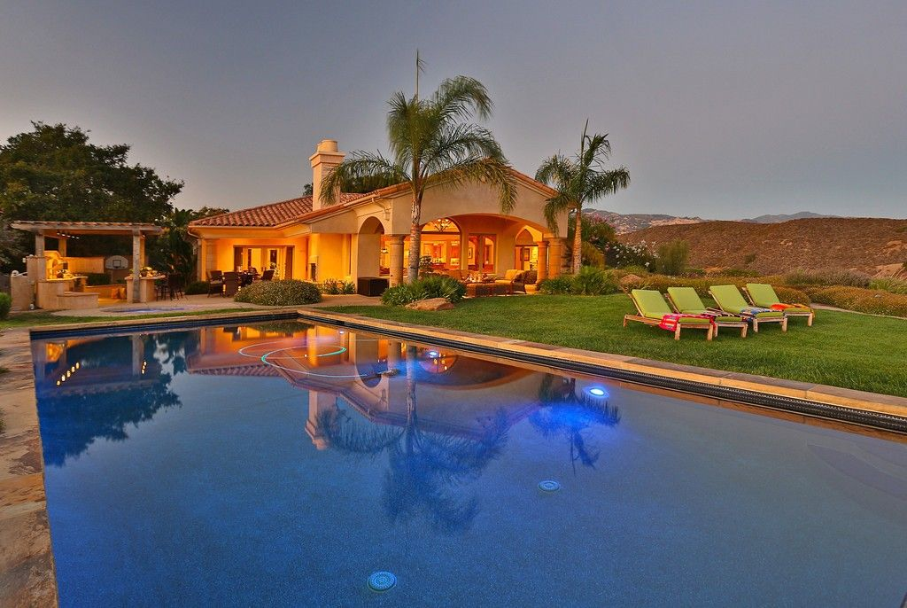 House vacation rental in santa ynez from