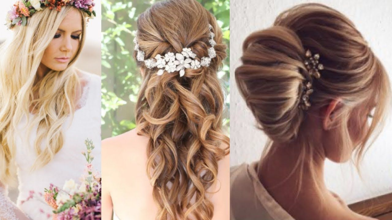 Best Hair style for Long Hair  Hair style for Girls  Ladies