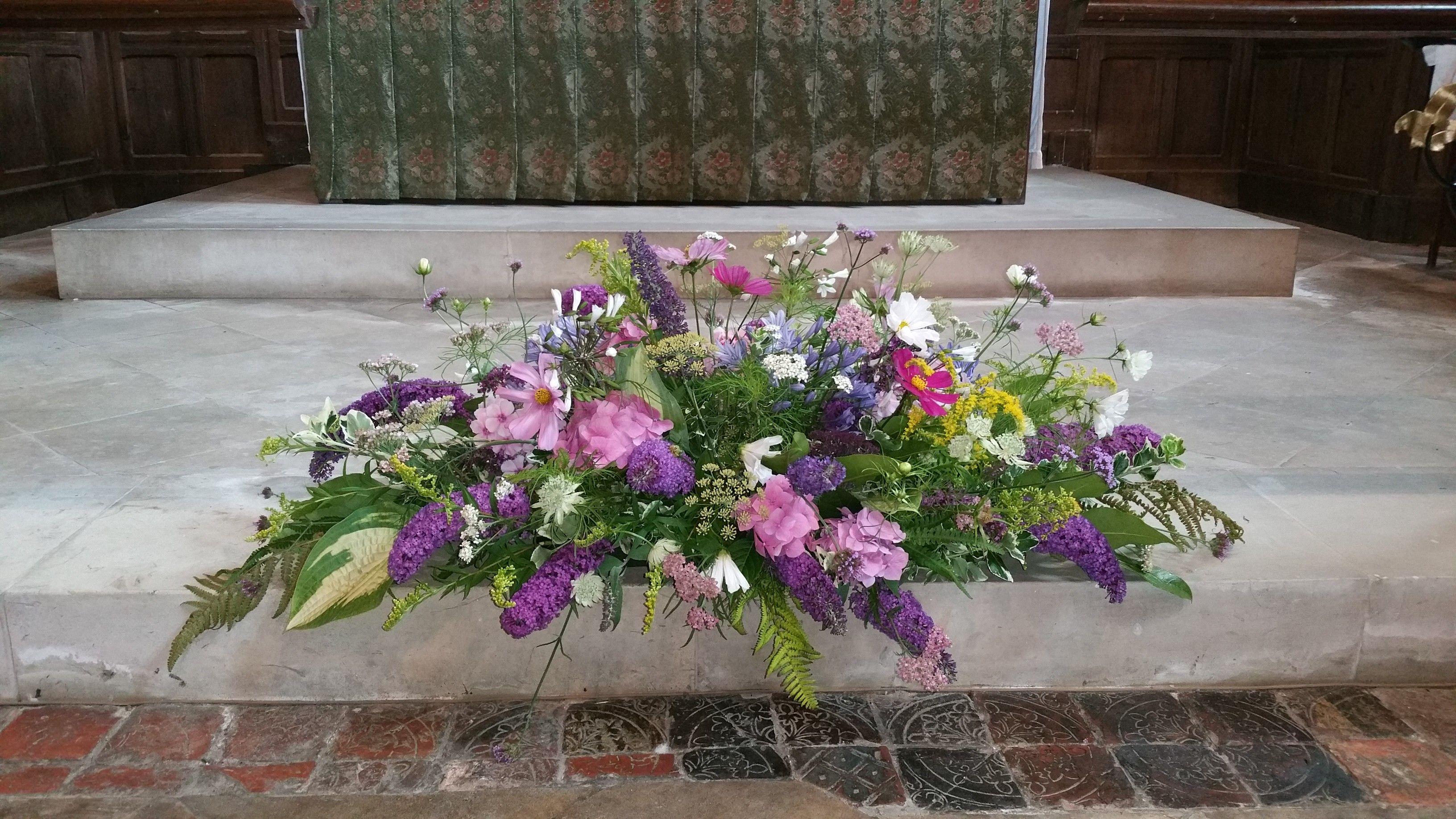 Funeral Spray By Flowerbug Rebecca Rees Weddings Pinterest