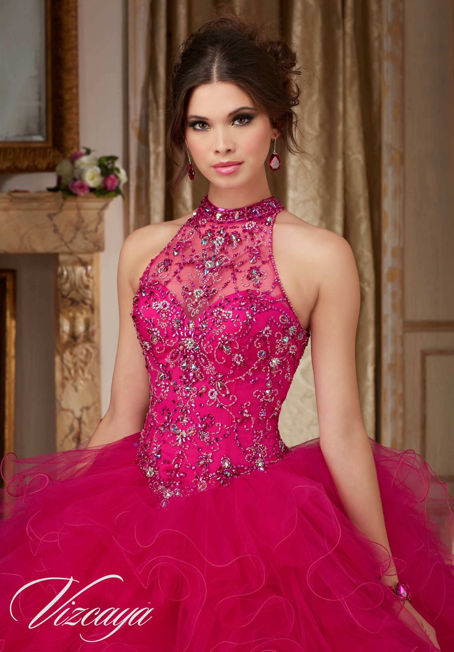 Quinceanera Dresses by Morilee designed by Madeline Gardner. Tulle ...